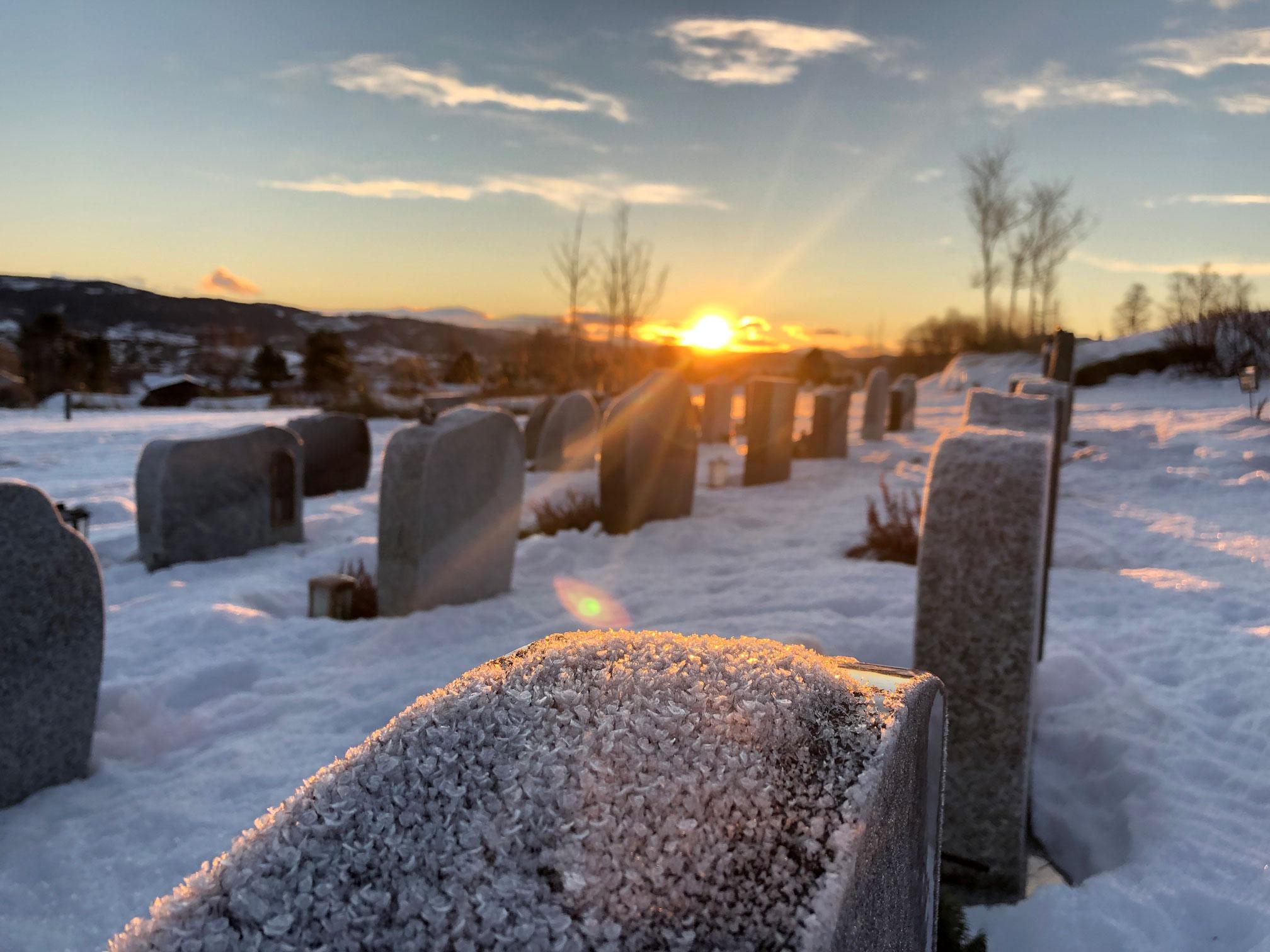Havstein kirkegård - Gravstein Norge AS